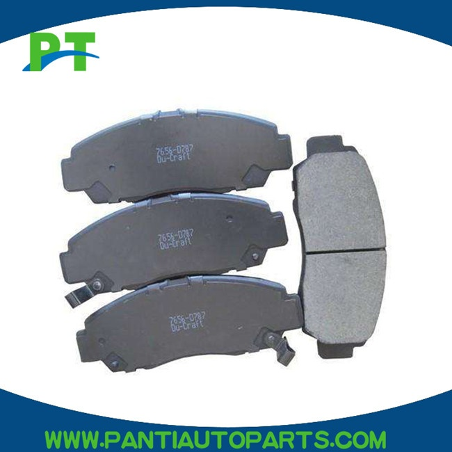 D1060-0W7X5 for  NISSAN X-TRAIL T30 PATHFINDER Infiniti QX4 FRONT Brake PAD KIT
