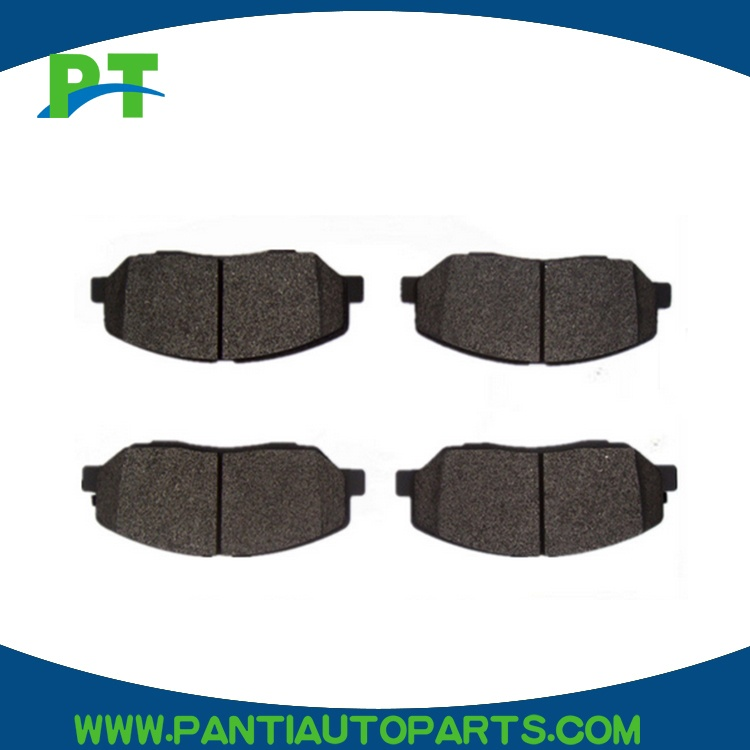 58101-2Ba00 / 581012Ba00 - Front (Disc Brake) Pad Kit For Hyundai/Kia
