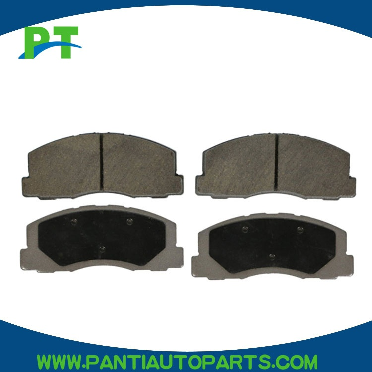 Brake Pads For Mitsubishi  MB 277 192