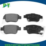 brake pads 04466-05010 for TOYOTA COROLLA AVENSIS