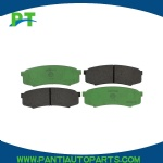 Toyota LAND CURISER Brake Pad 04466-60020