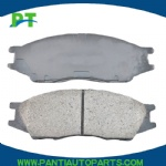 41060-6N0X1 / 410606N0X1 - Front (Disc Brake) Pad Kit For Nissan