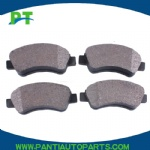 Brake Pad for MITSUBISHI PAJERO MB389572 A-366WK D6054M
