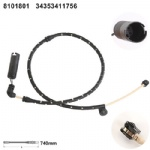 34353411756  Brake Pad Wear Sensor for  BMW X3 (E83) [2004-2010]