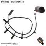 34356761448 Brake Pad Wear Sensor for  BMW MINI(F52)[2004-2007]    MINI(F52)[2001-2006]