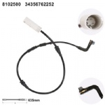 34356762252  Brake Pad Wear Sensor for  BMW 1 series (E81) (E82) (E87) [04-12] 3 series (E90) (E91) [2005-2012]