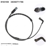 34356771766  Brake Pad Wear Sensor for  BMW X5 (E70) [2007-2013 BMW X6 (E71) [2008-]