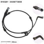 34356772008 Brake Pad Wear Sensor for BMW X5 (E70) [2007-2013 BMW X6 (E71) [2008-]