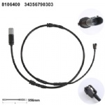 34356790303 Brake Pad Wear Sensor for  BMW X3 (F25) [2010-]