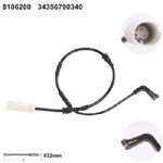34356790340 Brake Pad Wear Sensor for BMW X1 Estate(E84)[2009-]