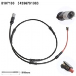 34356791963 Brake Pad Wear Sensor for  BMW 5 Series (F11) [2010-]