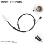 34356792562 Brake Pad Wear Sensor for BMW X1 (E84) (2009-2012)