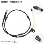 34356792569 Brake Pad Wear Sensor for  BMW X5 (E70) [2007-2013]