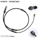 34356873864 Brake Pad Wear Sensor for BMW i8 (201408-)