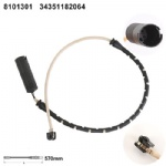34351182064 Brake Pad Wear Sensor for BMW 7 (E38) 1994 10-2001 11