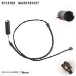 34351181337 Brake Pad Wear Sensor for BMW 3 (E36)  BMW 3 Convertible (E36) BMW 3 Coupe (E36) BMW 3 Touring (E36)