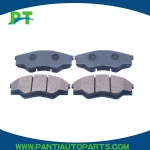 04465-02220 Front Brake Pad Set for Toyota