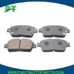 04465-12592 Front (Disc Brake) Pad Kit For Toyota