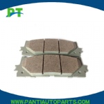 Brake Pad 04465-33450 For TOYOTA Avalon/Camry/Aurion