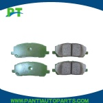 0446548030 for Toyota  PAD KIT, DISC BRAKE, FRONT.