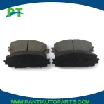 04465-52240 brake pads for Toyota Yaris