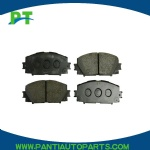 04465-52260 Front Brake Pad Set for toyota