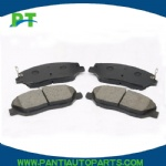 Brake Front Pads 581010WA10 for HYUNDAI 10-12 Santa Fe