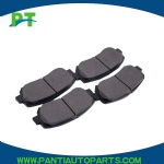 Brake Pad 58101- 1FE00 For Hyundai Coupe Sonata