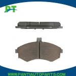 For HYUNDAI BRAKE PAD 58101-2da30