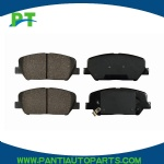 581012TA20 Front Disc Brake Pad Set for Hyundai Grandeur HG, Kia K5