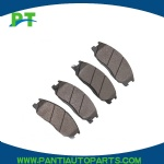 For HYUNDAI FRONT BRAKE PAD SET 58101-4AA90