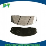 For HYUNDAI BRAKE PAD 58101-4DE00