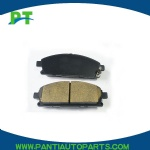 Brake Pad for NISSAN 45022-S3V-A10