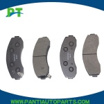 Brake Pads For KIA RB-9133-11261
