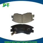 Brake Pads For Mitsubishi  MB 500 812