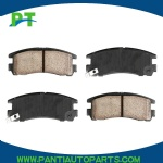 Brake Pads For Mitsubishi MB 857 336