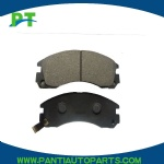 Brake Pads For Mitsubishi MB 857 837