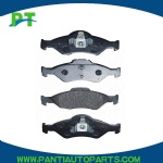 Brake Pads For Ford YS61-2K021-AA