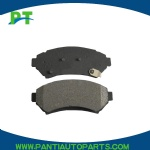 Brake Pads For BUICK 1802 4962