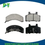 Brake Pads For BUICK  12321422