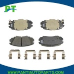 Brake Pads For BUICK  13237753