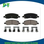 Brake Pads For BUICK 15773987