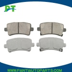 Brake Pads For BUICK 16586609