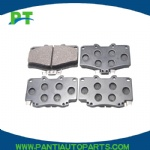 04465-YZZ57 for Toyota Land Cruiser Disc Brake Pad