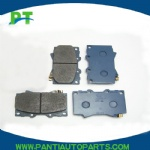PAD KIT, DISC BRAKE, FRONT for 2002 LEXUS LX470 #0446560230